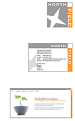 northfield stationery and website image